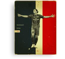 Ibrahimovic Canvas Print