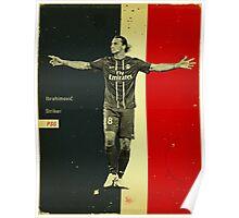 Ibrahimovic Poster
