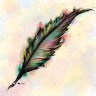 Feather by lost-remains