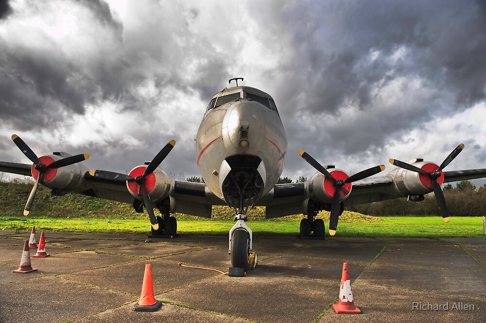 Transport Aircraft by Lea Valley Photographic