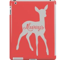 ALWAYS HARRY POTTER Professor Severus Snape Lily Evans iPad Case/Skin