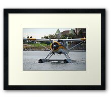 Kenmore Air DHC-2 deHavilland Beaver > Framed Print