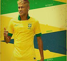 Neymar by homework