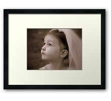 Trinity The Princess Bride Framed Print