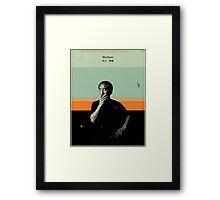 Murakami Framed Print