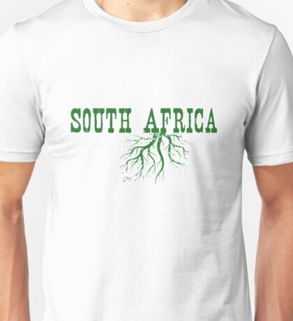 South Africa Roots Unisex T-Shirt