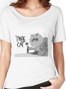Thug Cat Women's Relaxed Fit T-Shirt