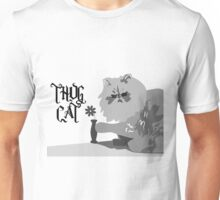 Thug Cat Unisex T-Shirt
