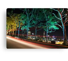 Perth - The City of lights  Canvas Print