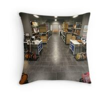 BillyBoy`s Office Throw Pillow