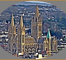 Where I Live The City of Truro. by mrcoradour