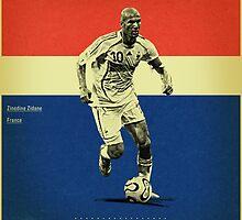 Zidane by homework