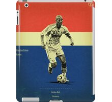 Zidane iPad Case/Skin