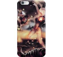 Arc of Life [Digital Figure Illustration] iPhone Case/Skin
