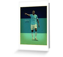 Toure Greeting Card