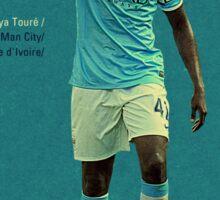 Toure Sticker
