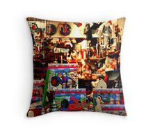 """Childhood Dreams"" Throw Pillow"