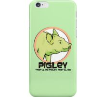 Pigley (also known as Pigley 3) iPhone Case/Skin