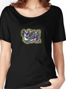 ABSTRACT - Design 005 (Color) Women's Relaxed Fit T-Shirt