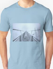 Into the unknown Unisex T-Shirt