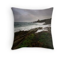 THE BATHING HOUSE Throw Pillow