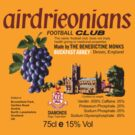 Diamond Wine by Airdrieonians