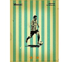Messi Photographic Print