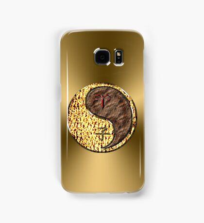 Aries & Rat Yang Earth Samsung Galaxy Case/Skin