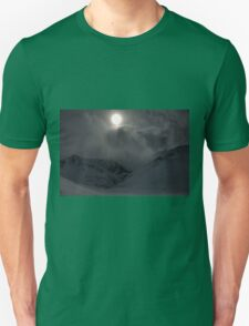 Winter in the Alps T-Shirt