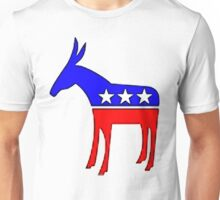 Democratic Donkey Unisex T-Shirt