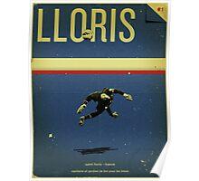Lloris Poster
