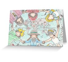 Fairy Tales 2 Greeting Card