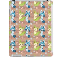 Leafeon and Glaceon iPad Case/Skin