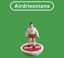Airdrie Subbuteo large by Airdrieonians
