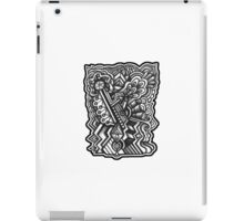 Design 018s1 - by Kit Clock iPad Case/Skin