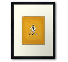 Cruyff Framed Print