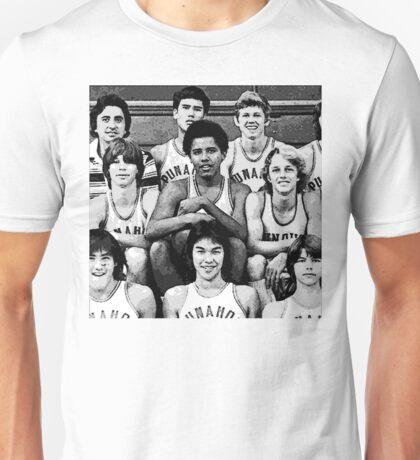 Obama Basketball  Unisex T-Shirt