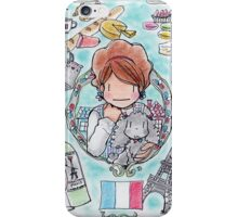 Paris 2 iPhone Case/Skin