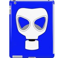 ZOMBIE APOCALYPSE GASMARK by Zombie Ghetto iPad Case/Skin