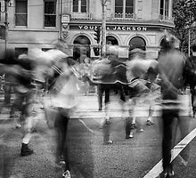 Urban motion 6 by Vicki Moritz
