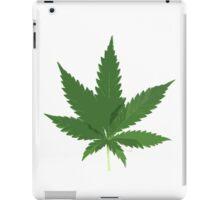 Marijuana Leaf iPad Case/Skin