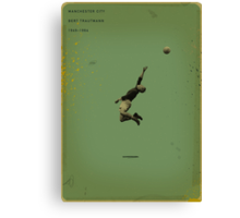 Trautmann Canvas Print