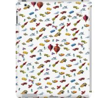 Boys Toys Duvet Cover iPad Case/Skin
