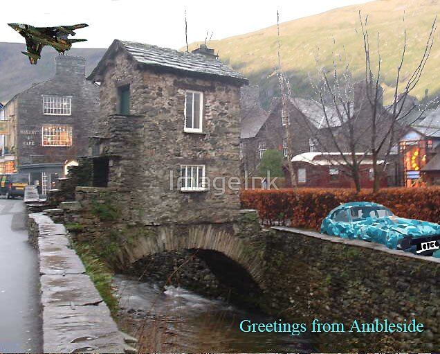 Greetings from Ambleside  by ImageInk