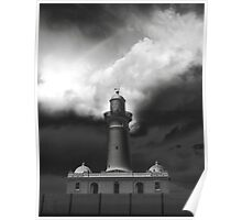 Macquarie Lighthouse Lighthouse in Sydney, Australia Poster