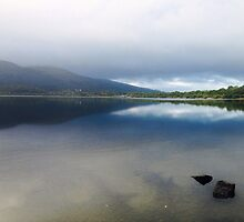 The lakes  by Clareking