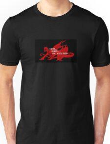Smaug Fire Death Tea Humor Unisex T-Shirt