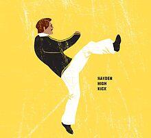 Hayden High Kick (V2) by Daniel Campagna