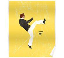 Hayden High Kick (V2) Poster