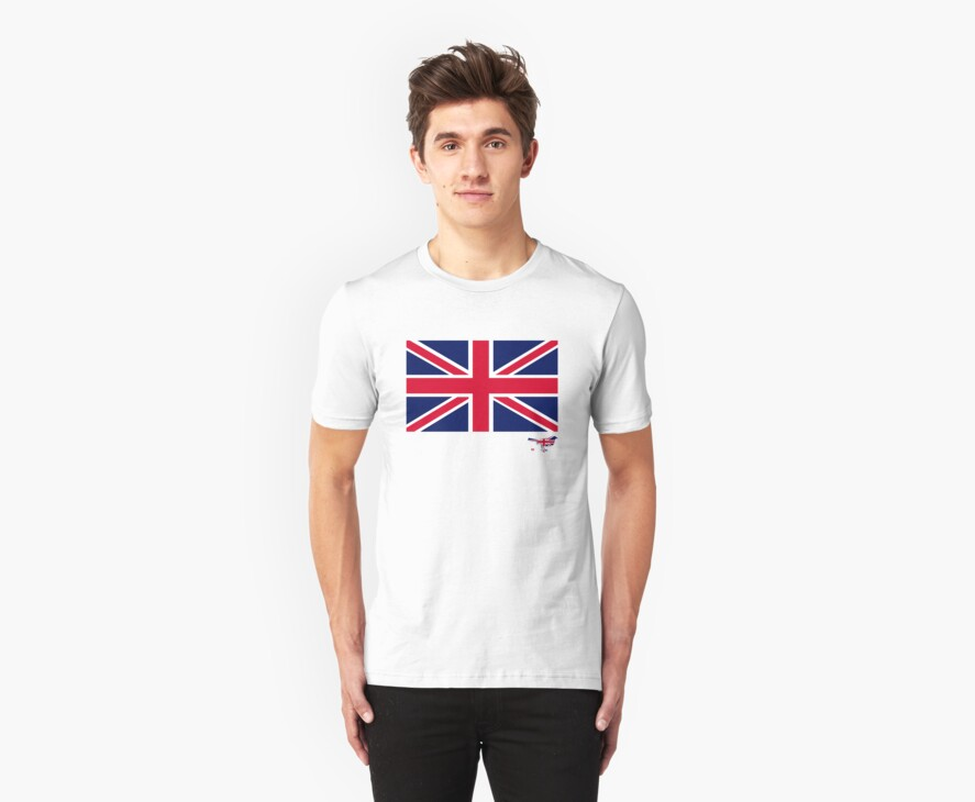 Union Jack Spirit by MIGHTY  -T-